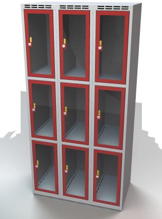 schlie f cher mit plexiglast ren m nzpfandschloss divikom. Black Bedroom Furniture Sets. Home Design Ideas