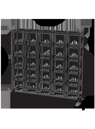 wertfachschrank 25 f cher. Black Bedroom Furniture Sets. Home Design Ideas